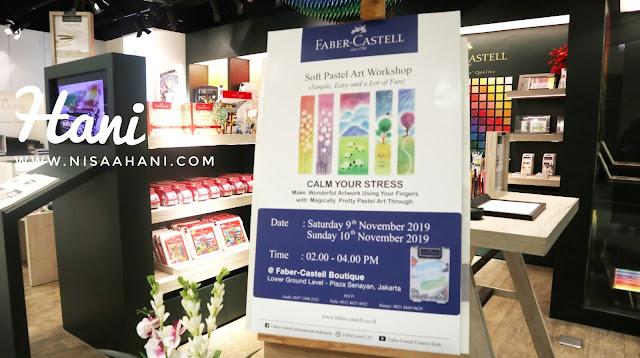 Soft Pastel Art Faber Castell