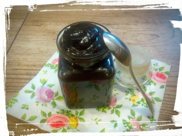 nutella ze śliwek domowa nutella nutella z kakao powidla ze sliwek