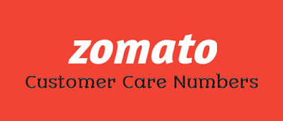Zomato Customer Care Toll Free Number