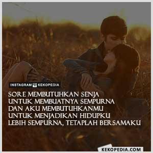 dp bbm cinta romantis Tetaplah Bersamaku sayang hingga selamanya