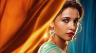 Naomi scott as princess jasmine in aladdin 2019 | Mobile Wallpaper