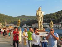 sv. Ivan Krstitelj fjera Povlja slike otok Brač Online