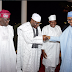 Atiku Abubakar, Tinubu, Saraki & Others At The Presidential Dinner Hosted By Buhari. [Photos]