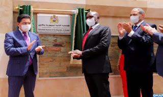 Diplomasi Visi Masa Depan Raja Maroko Dinilai Berhasil, Negara-Negara Afrika Buka Konsulat di Sahara