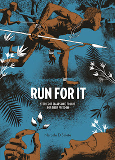 InToriLex, Run for it, Marcelo D' Salente, Comic