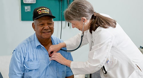 veteran health services v.a. healthcare