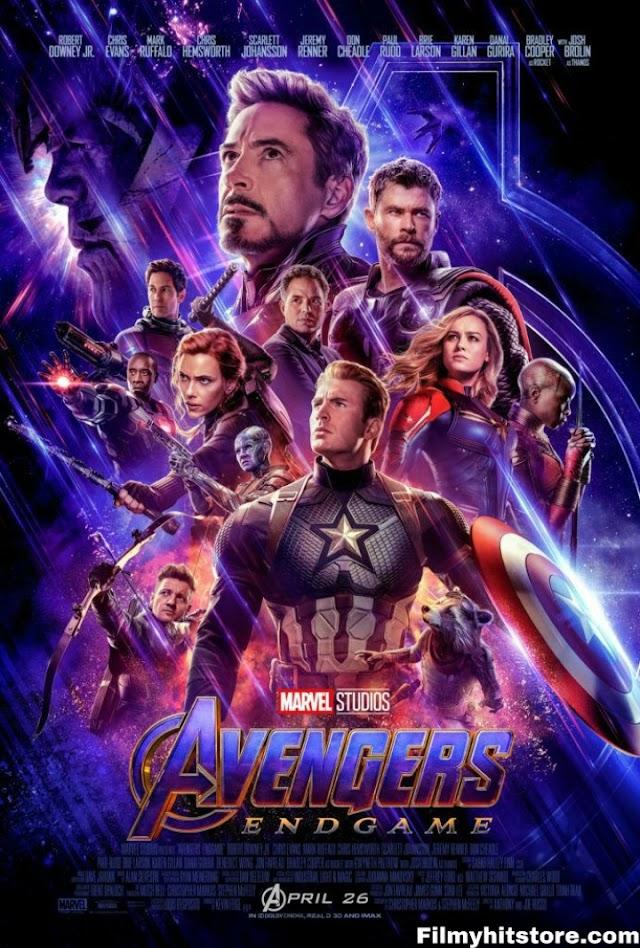 Avengers Endgame Full Movie Leaked By Tamilrockers
