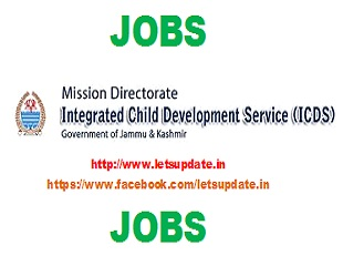 jobs-ICDC Jammu-LETSUPDATE
