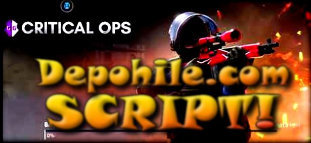 Critical Ops v1.21.x TeamCrema Script Sekmeme, Wall Hilesi