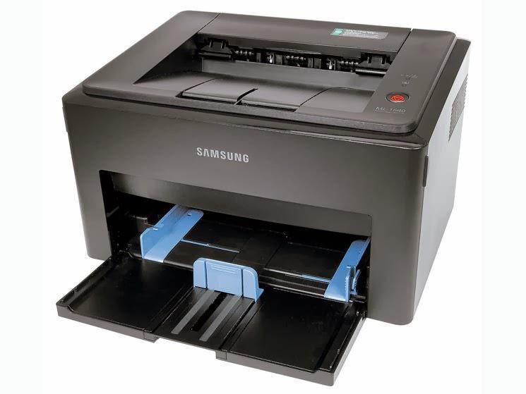 Samsung ml 1640 printer driver for mac.