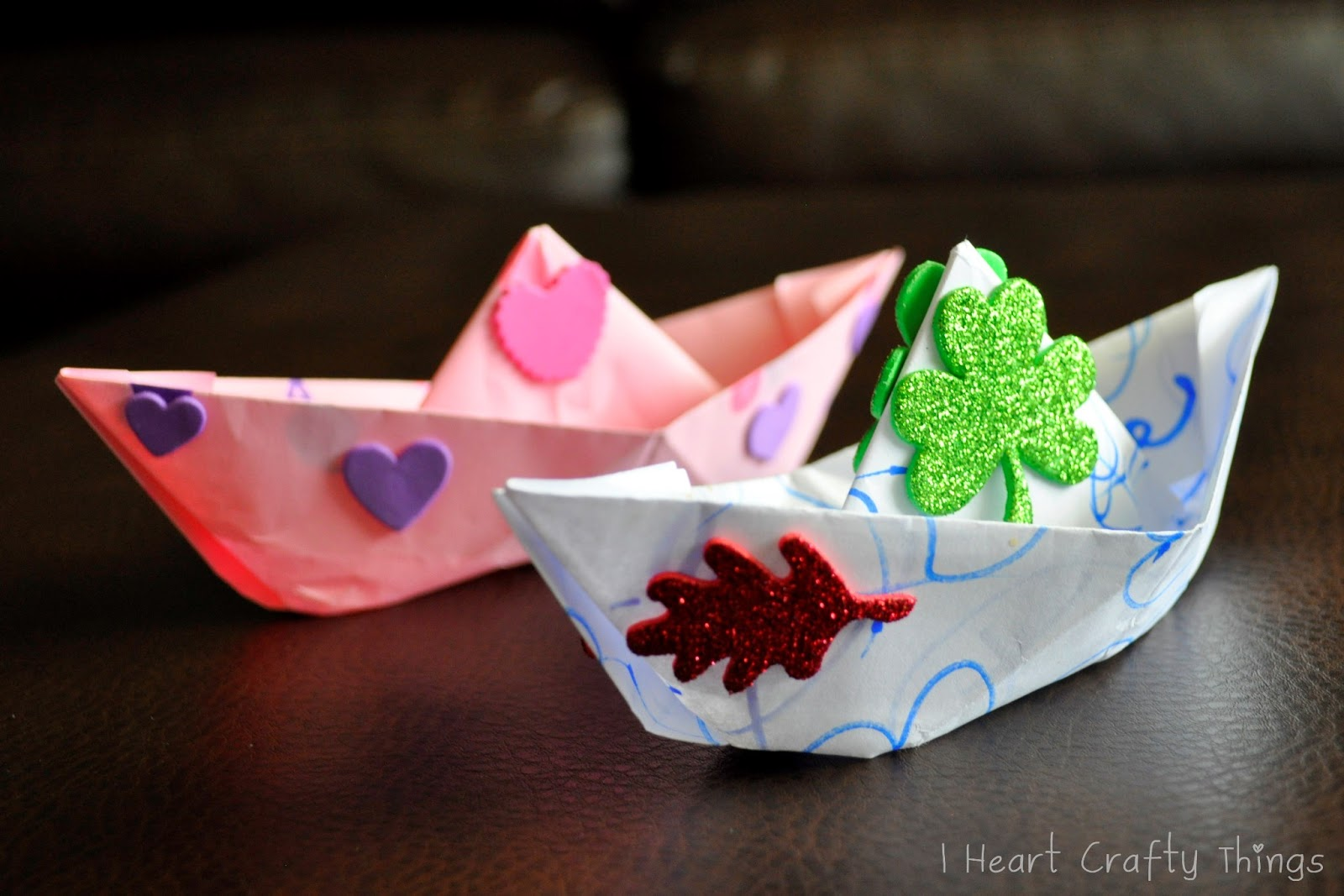 Paper Boat Races With A Free Sink Or Float Worksheet