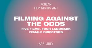 Korean Film Nights 2021: Filming Against The Odds. Five films, four landmark female directors.