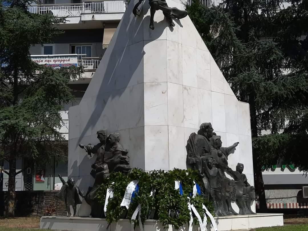 Η Ξάνθη τίμησε τα θύματα της Γενοκτονίας στη Μικρά Ασία