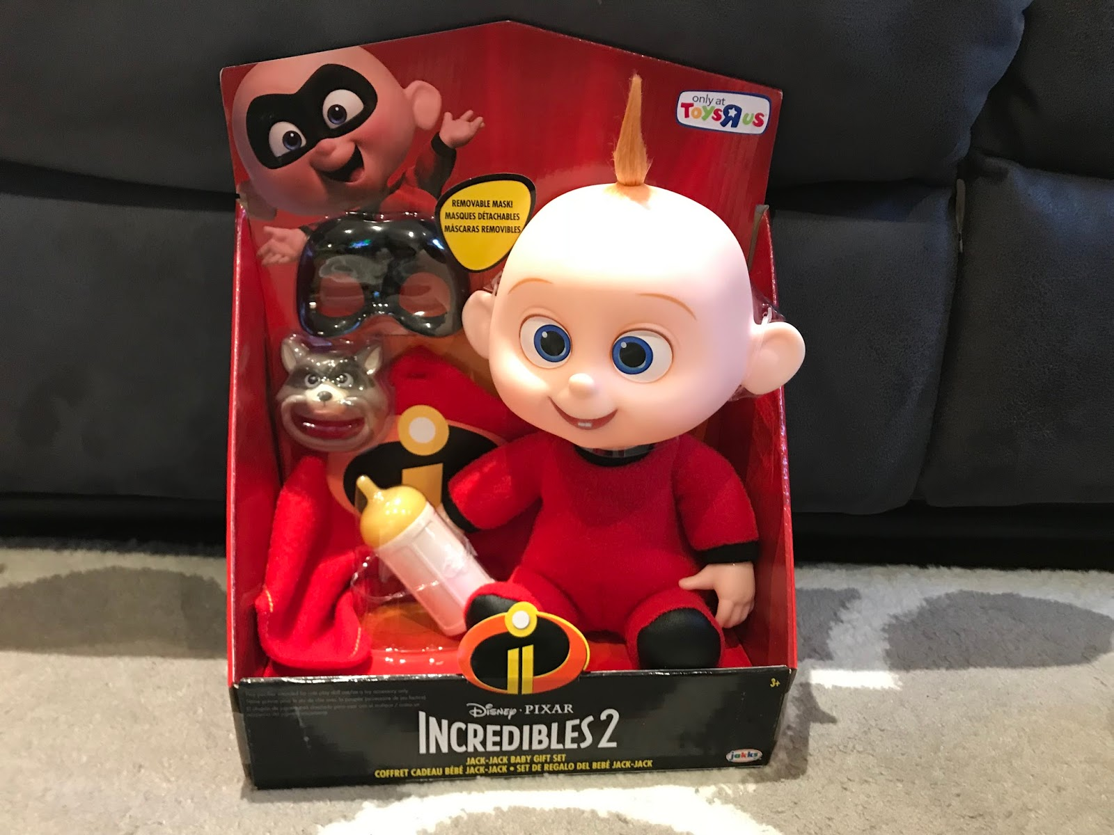 Best Incredibles Toys Reviewed : Tubey toys video and toy review baby jack