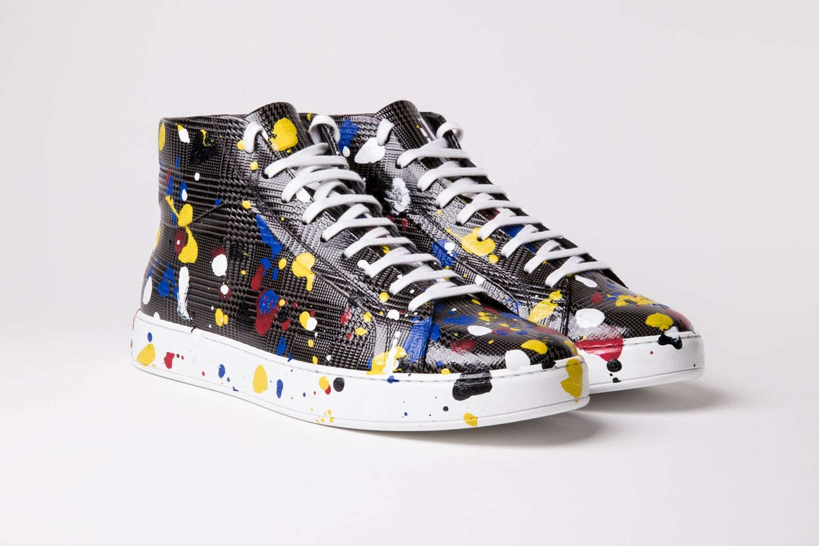 separation shoes 1da5b e6d06 Dior HOMME – Sneakers – 2017 Collection