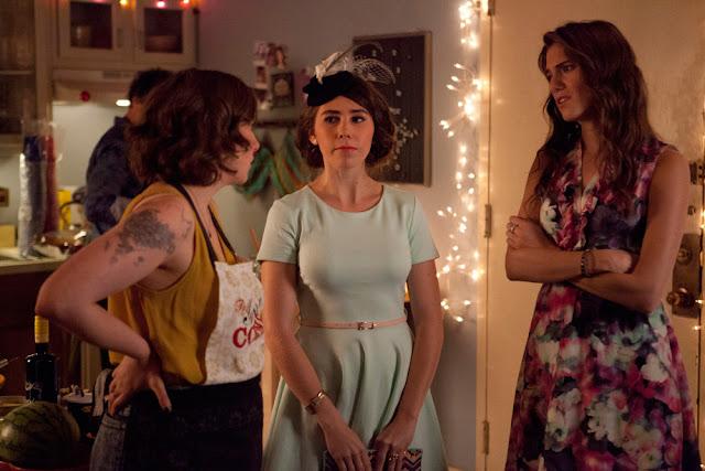Girls série de Lena Dunham
