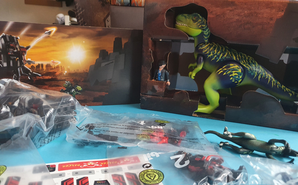 Playmobil Dino Rise 70624 T-Rex: Battle of the Giants