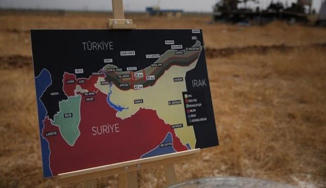 Ντε φάκτο προσάρτηση της Βόρειας Συρίας θέλει η Τουρκία