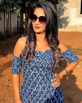 Ankita Raut actress