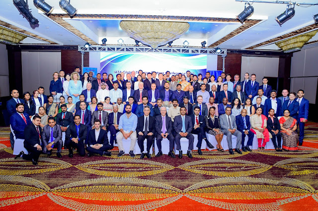IATA Global Training Partner Conference 2017 in Colombo