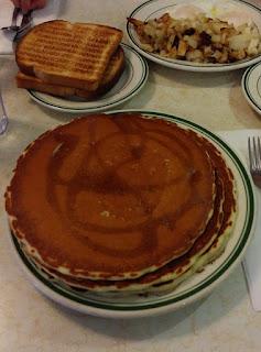 Desayuno en The Original Pantry