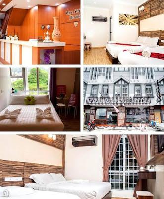 Hotel Wan Alyasa cameron highland fasiliti