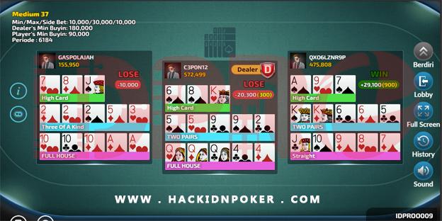 Hack Idn Poker September 2020
