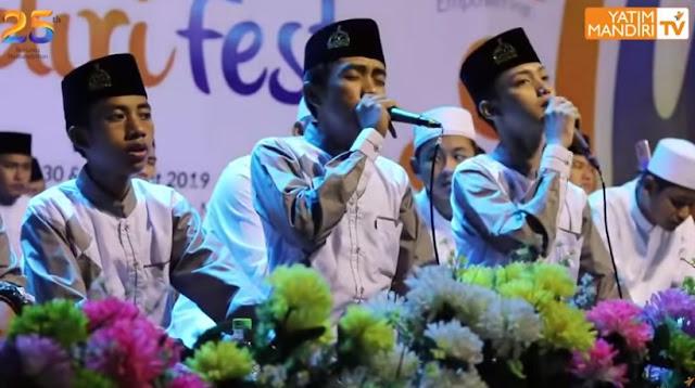 Sholawat Assalammuallaik Zainal Anbiya Syubbanul Muslimin