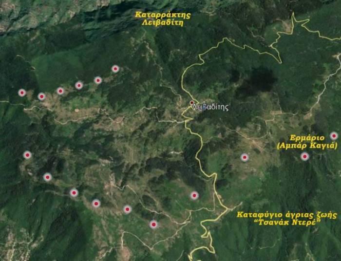 Ενστάσεις για τις ανεμογεννήτριες στην ορεινή Ξάνθη από τον ΕΟΣ