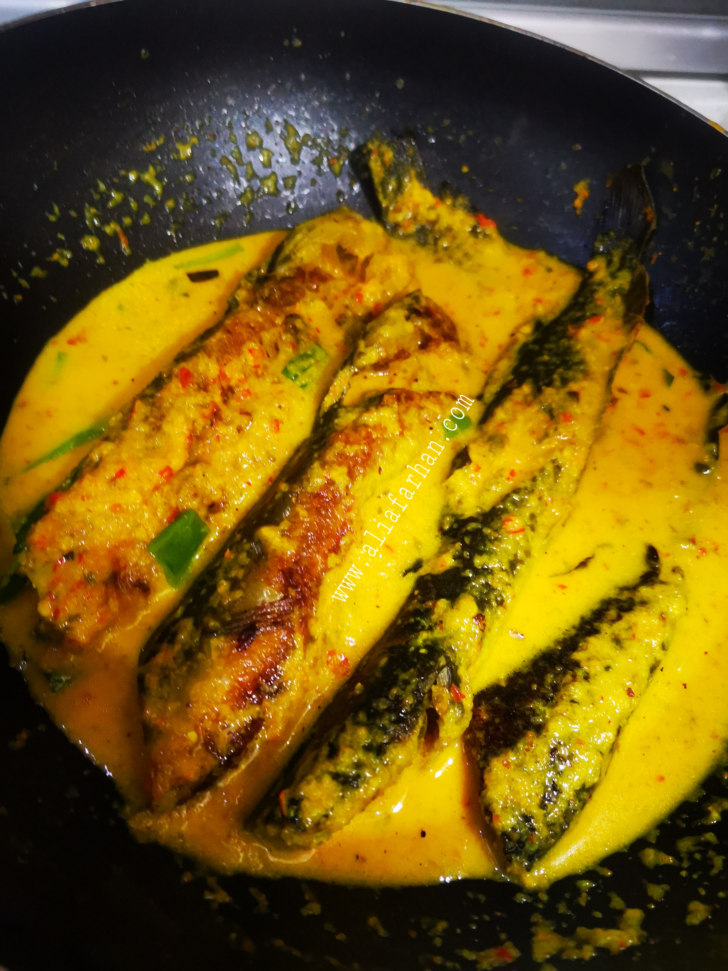 ikan keli salai masak lemak cekur tempat fiza simpan resepi ikan keli masak lemak cekur ikan Resepi Goreng Pisang Terengganu Enak dan Mudah