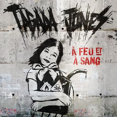 """Tagada Jones sort """"À Feu Et À Sang"""", un album choc aux thèmes sociétaux forts."""
