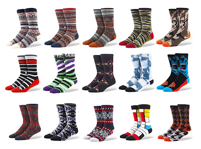 Stance overview sokken