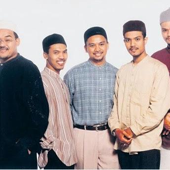 Nostalgia Nasyid Malaysia tahun 2000-an