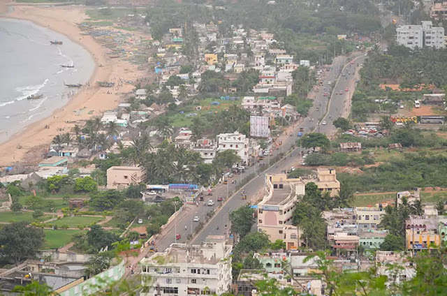 Visakhapatnam - Known as The Goa of East or Vizag
