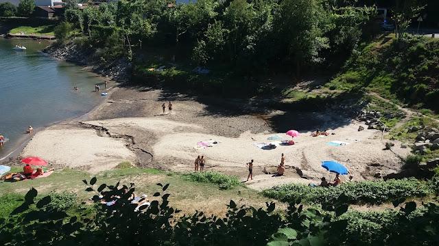 Praia Fluvial Barragem Caniçada