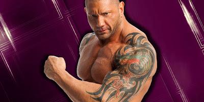 Batista Hangs Out With Titus O'Neil At UFC 246 (Photos)