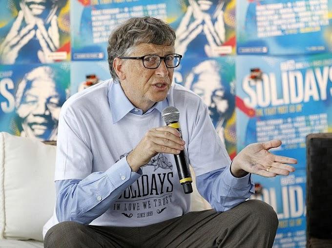 Sebab Bill Gates Lebih suka Android Daripada iPhone