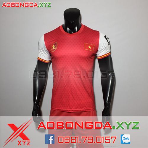 Áo Đội Tuyển Việt Nam 2020 FiFa Màu Đỏ