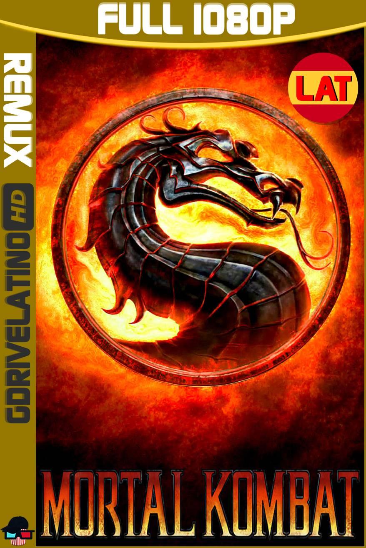 Mortal Kombat (1995) BDRemux 1080p Latino-Ingles MKV