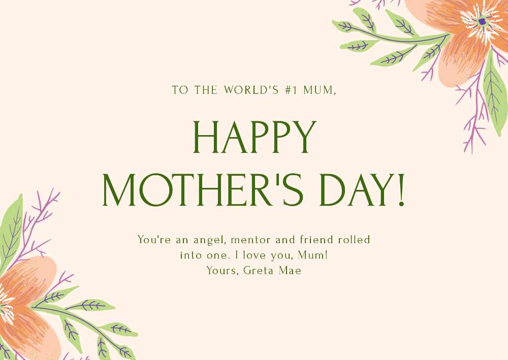 Mother's Day Essay For Students - Mother's Day 2020