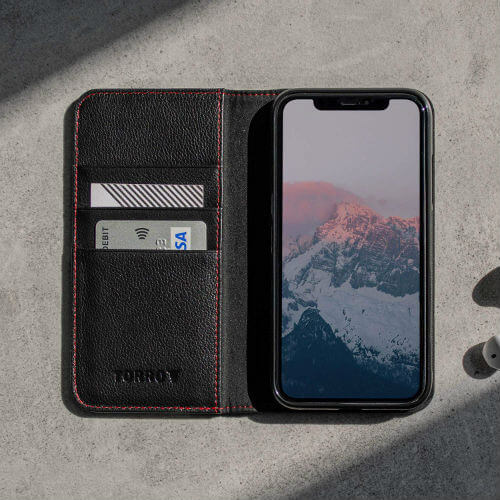 Torro iPhone 11 Pro Max leather cases covers