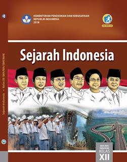 Buku K13 Sejarah Indonesia Kelas 12 Revisi 2018