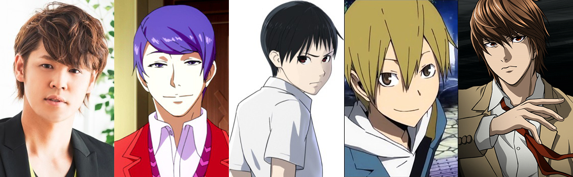 Can You Believe that These Anime Characters Have the Same