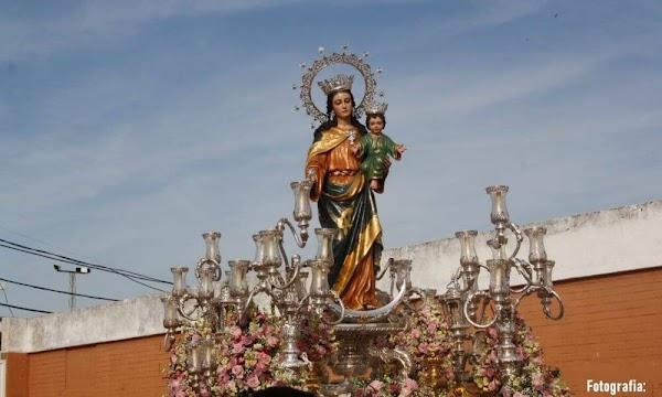 La Virgen de los Salesianos de Huelva celebrará la novena en la Concepción y celebrará función principal en la Catedral de la Merced