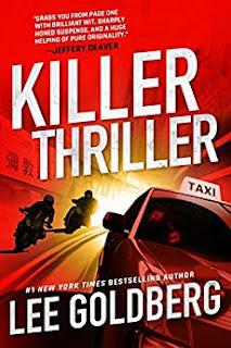 Book Review: Killer Thriller, by Lee Goldberg