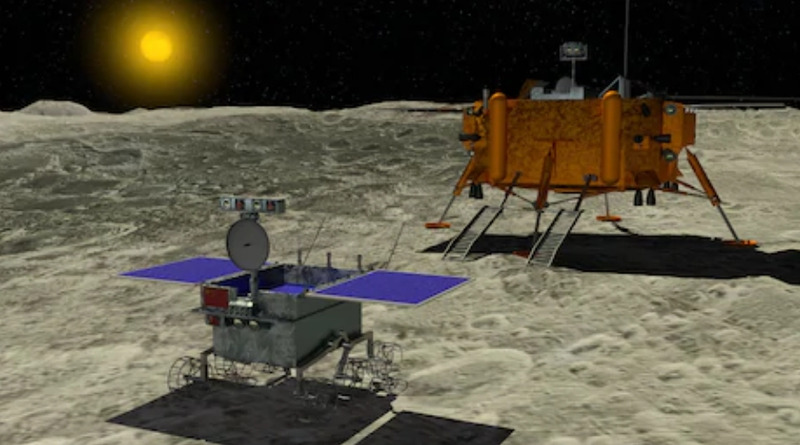 Ruso-China Discussing About Lunar Exploration Cooperation
