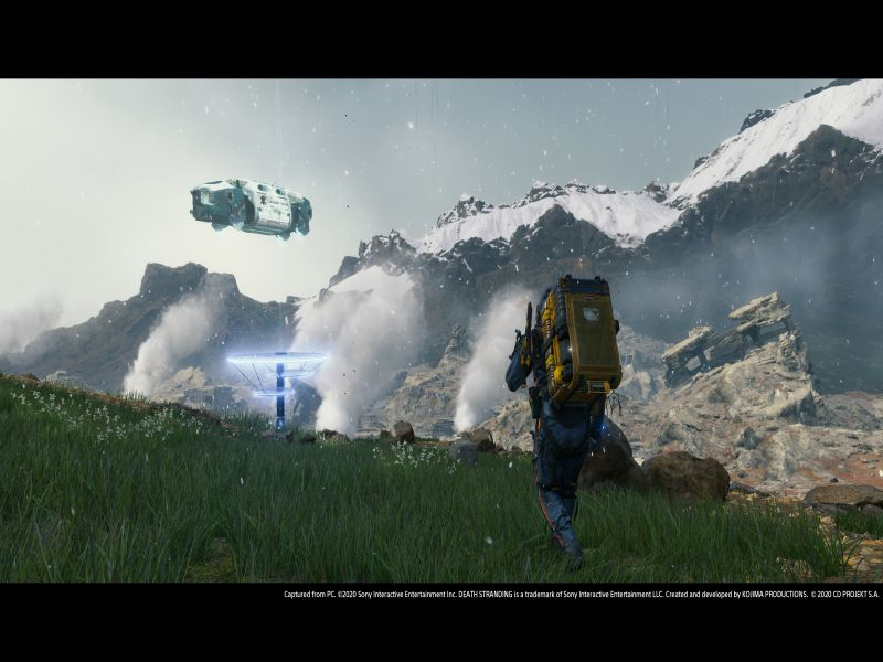 DEATH STRANDING Highly Compressed Free Download