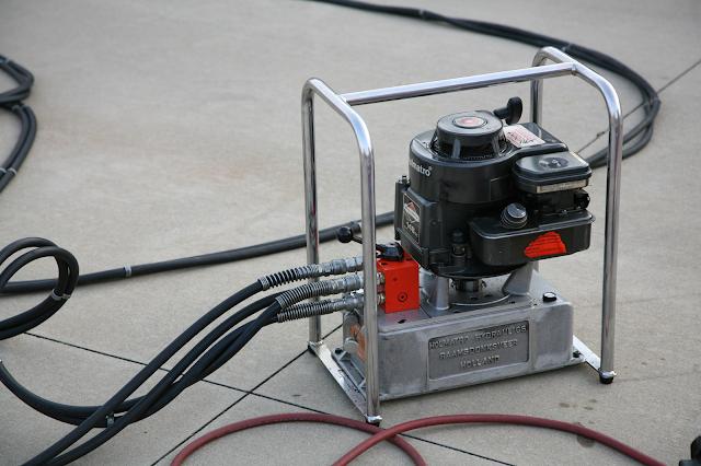 5 Jenis Pompa Hidrolik