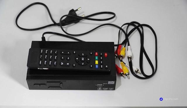 STB DVB-T2