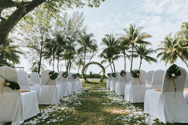 Things to Consider When Choosing a Destination Wedding Venue, Outdoor venue